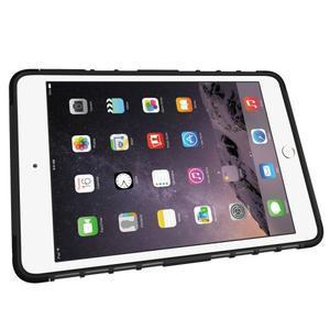Outdoor odolný obal pre tablet iPad mini 4 - čierne - 5