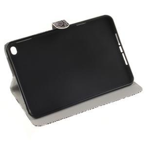 Standy pouzdro na tablet iPad mini 4 - mandala - 5
