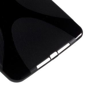 X-line gélový obal pre tablet iPad mini 4 - čierne - 5