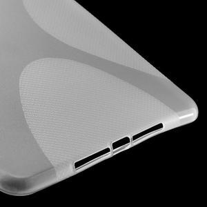 X-line gelový obal na tablet iPad mini 4 - transparentní - 5