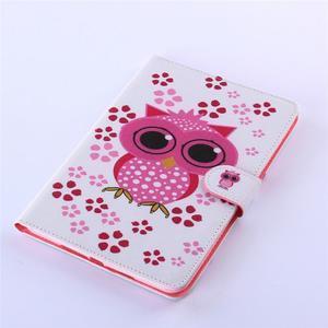 Knížkové puzdro pre tablet iPad mini 4 - sova - 5