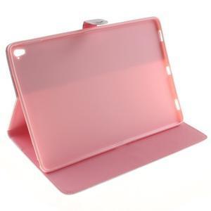 Knížkové puzdro pre tablet iPad Pro 9.7 - vtačie pierko - 5