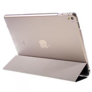 Trifold polohovateľné puzdro pre tablet iPad Pro 9.7 - čierne - 5