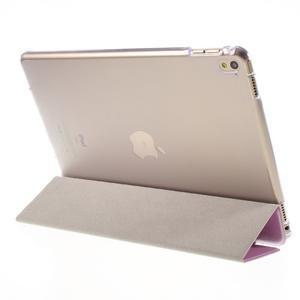 Trifold polohovatelné pouzdro na tablet iPad Pro 9.7 - růžové - 5