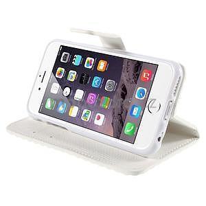 Cool style puzdro na iPhone 6s a iPhone 6 - biele - 5