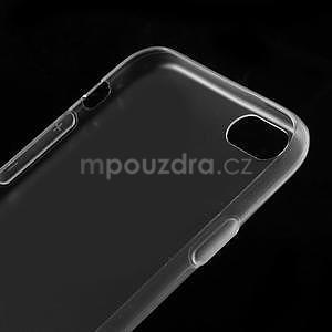 Transparentný gélový obal na iPhone 6 a 6s - 5