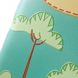 Softy gélový obal pre mobil Lenovo A7000 / K3 Note - žirafa - 5