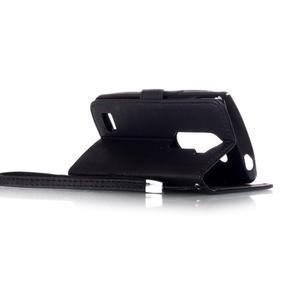 Magicfly puzdro pre mobil LG Leon - čierne - 5