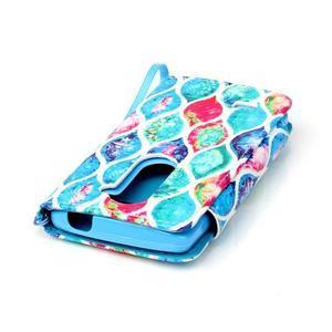 Royal pouzdro na mobil s magnetickou sponou na LG Leon - colorid - 5