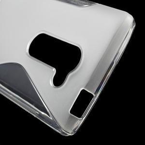S-line gelový obal na mobil LG Leon - transparentní - 5