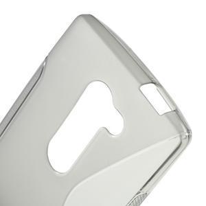 S-line gelový obal na mobil LG Leon - šedý - 5
