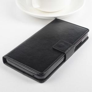 GT peňaženkové puzdro na Lenovo A5000 - čierné - 5