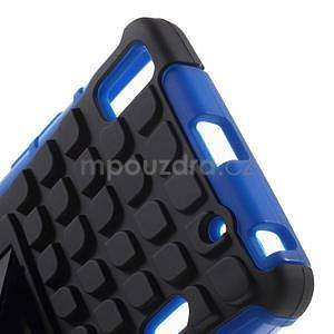 Odolne puzdro pre Lenovo K3 Note a Lenovo A7000 - modré - 5