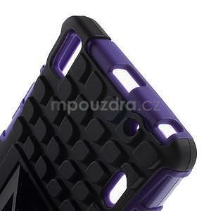Odolne puzdro pre Lenovo K3 Note a Lenovo A7000 -  fialové - 5