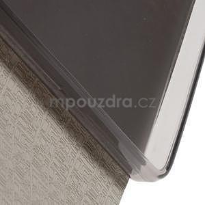 Klopové puzdro na Lenovo A7000 a Lenovo K3 Note -  tmavomodre - 5