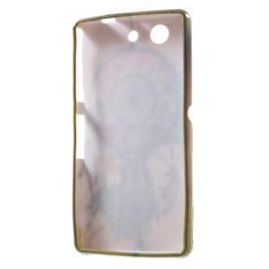Gélový obal pre Sony Xperia Z3 mini - snívanie - 5