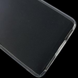 Ultratenký slim gélový obal pre Xiaomi Mi4 - transparentný - 5
