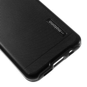 Odolný ochranný obal 2v1 pre mobil Samsung Galaxy A3 (2016) - čierný - 5