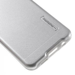 Odolný ochranný obal 2v1 pre mobil Samsung Galaxy A3 (2016) - strieborny - 5