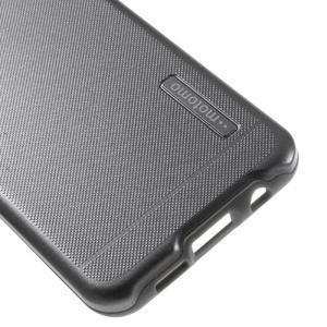 Odolný ochranný obal 2v1 pre mobil Samsung Galaxy A3 (2016) - šedý - 5