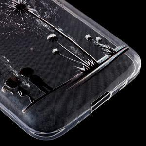 Ultratenký slim obal pre Samsung Galaxy Core Prime - láska - 5