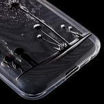 Ultratenký slim obal pre Samsung Galaxy Core Prime - láska - 5/5