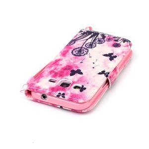 Pictu pouzdro na mobil Samsung Galaxy Core Prime - motýlci - 5