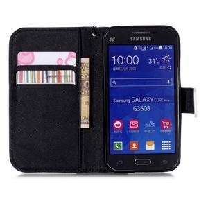 Pictu puzdro pre mobil Samsung Galaxy Core Prime - lapač snov - 5