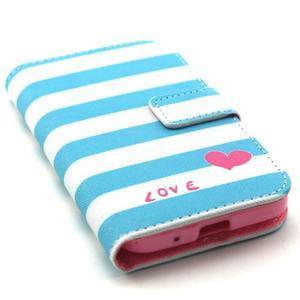 Puzdro na mobil Samsung Galaxy Core Prime - love - 5