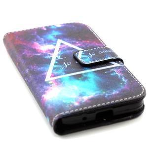 Puzdro pre mobil Samsung Galaxy Core Prime - traingl - 5