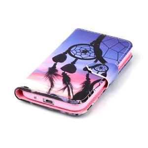 Emotive peňaženkové puzdro pre Samsung Galaxy Core Prime - lapač snov - 5
