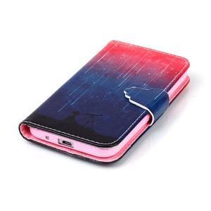 Emotive peňaženkové puzdro pre Samsung Galaxy Core Prime - meteor - 5
