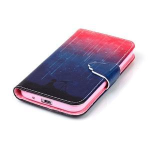 Emotive peněženkové pouzdro na Samsung Galaxy Core Prime - meteor - 5
