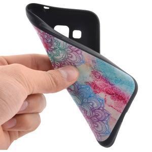 Hardy gélový obal pre mobil Samsung Galaxy Core Prime - henna - 5