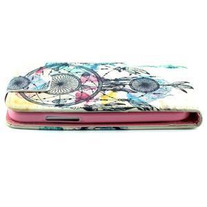 Flipové puzdro pre mobil Samsung Galaxy Core Prime - lapač snov - 5