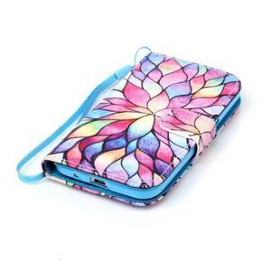 Pictu puzdro pre mobil Samsung Galaxy Core Prime - malované kvety - 5