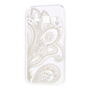 Gélový obal pre Samsung Galaxy Core Prime - henna - 5