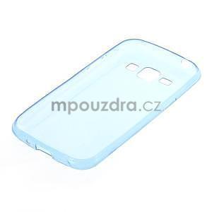 Ultra tenký obal pre Samsung Galaxy J1 - tmavě modrý - 5