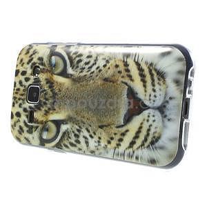 Gélový kryt na Samsung Galaxy J1 - leopard - 5