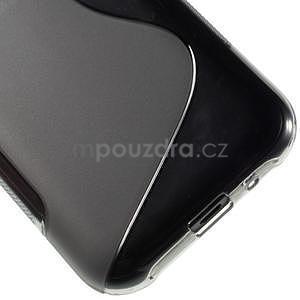 Šedý gélový s-line obal Samsung Galaxy J1 - 5