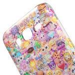 Gloss gélový obal pre Samsung Galaxy J5 - smajlíci - 5/5