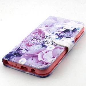 Knížkové pouzdro na mobil Samsung Galax J5 - life - 5