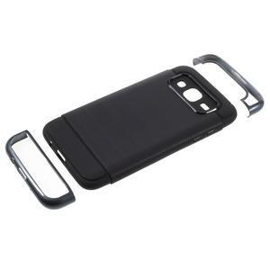 Odolný obal na mobil Samsung Galaxy J5 - tmavěmodrý - 5