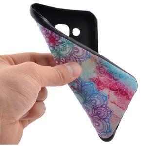Jelly gelový obal na mobil Samsung Galaxy J5 - mandala - 5
