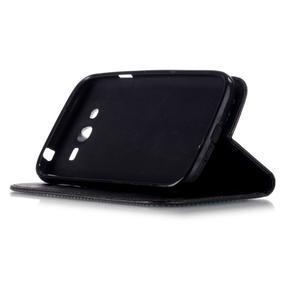 Pictu peňaženkové puzdro pre Samsung Galaxy J5 - nesiahat - 5