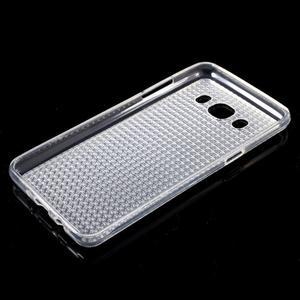 Diamnods gelový obal mobil na Samsung Galaxy J5 (2016) - transparentní - 5