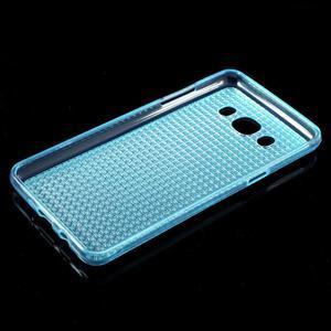 Diamnods gelový obal mobil na Samsung Galaxy J5 (2016) - modrý - 5