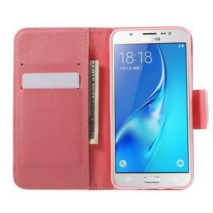 Nice peňaženkové puzdro pro Samsung Galaxy J5 (2016) - banda soviček - 5