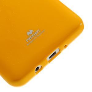 Newsets gelový obal na Samsung Galaxy J5 (2016) - žlutý - 5