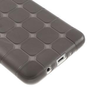 Cube gelový obal na Samsung Galaxy J5 (2016) - šedý - 5